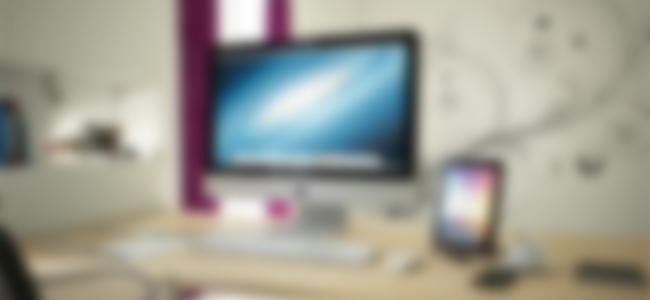apple-work-blur